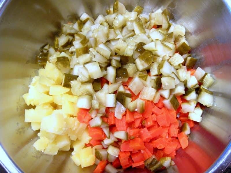 Beet Salad Vinegret