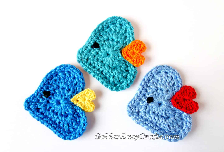 GoldenLucyCrafts - Page 14 of 14 - Free crochet patterns, craft ...