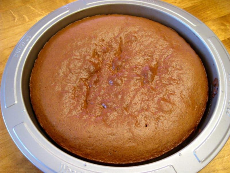 Russian Prague Cake