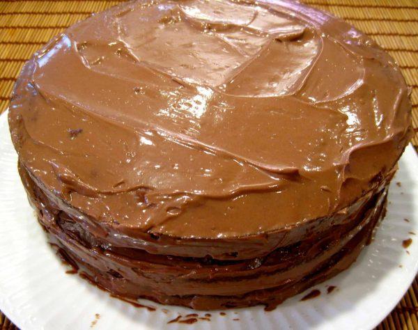 Prague cake recipe, Russian, Ukrainian, Soviet cake