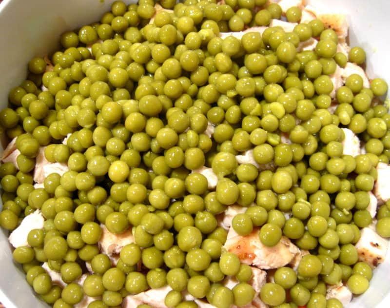 Russian salad Olivie