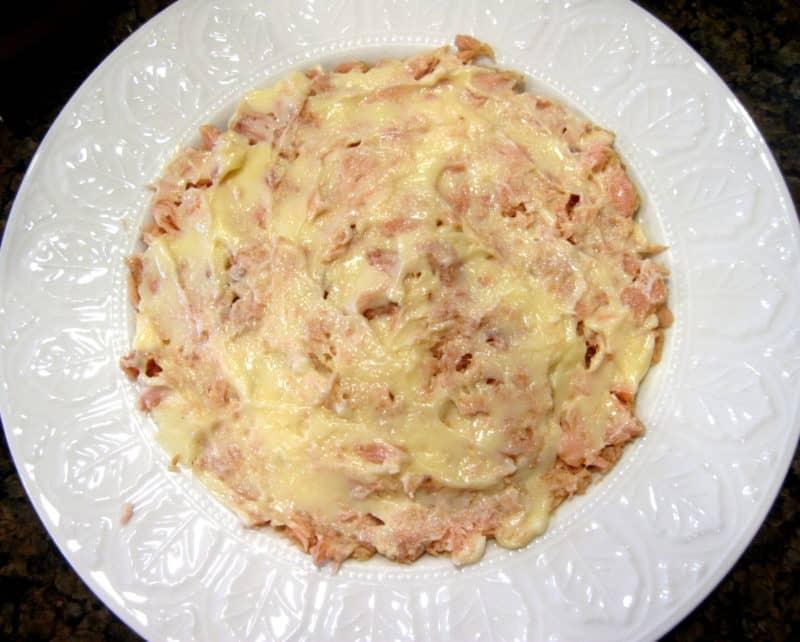 Salad Mimoza