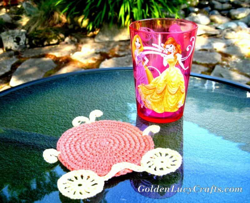 Crochet Cinderella Carriage