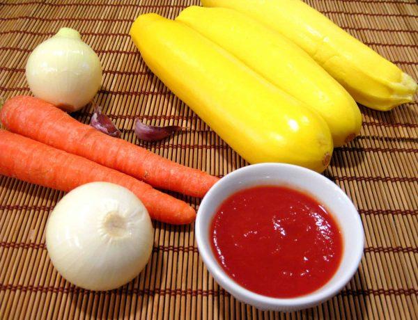 Squash Paste recipe