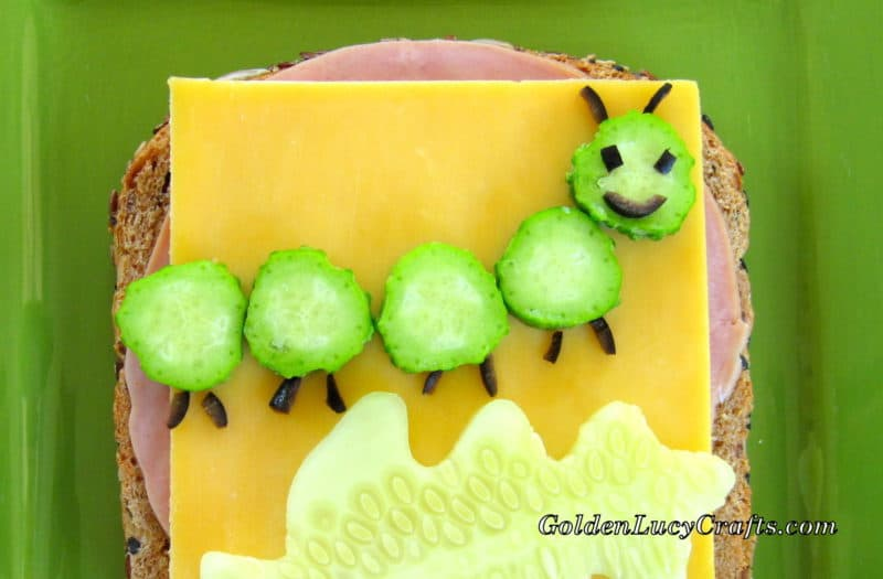 Fun Sandwich for kids