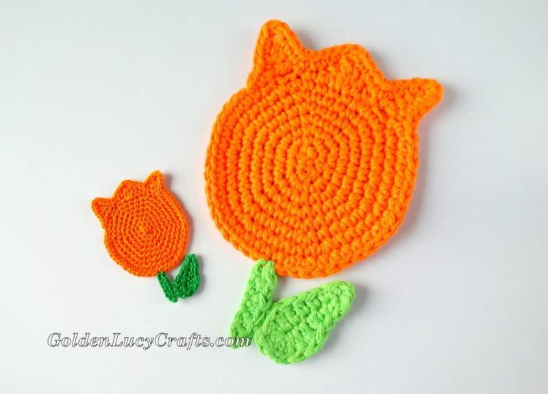 Crochet Pattern Tulip