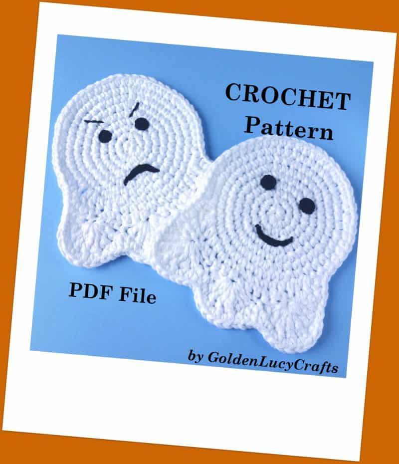Crochet Ghost