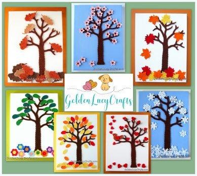 Crochet Tree designs
