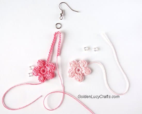 Chochet Earrings