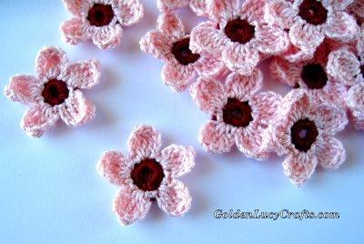 Crochet Spring Flowers - Crochet Pattern Roundup