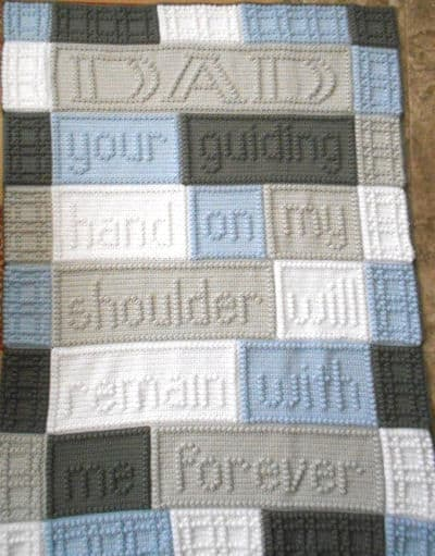 father's day crochet patterns, mens crochet pattern