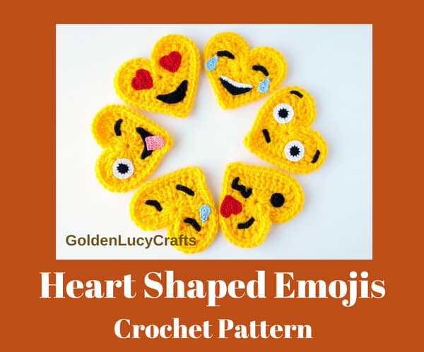 crochet Emojis eBook