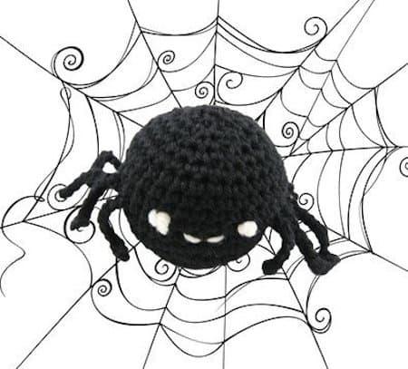 Spider free crochet pattern, roundup