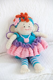 Tooth Fairy Crochet Patterns Roundup - Doll