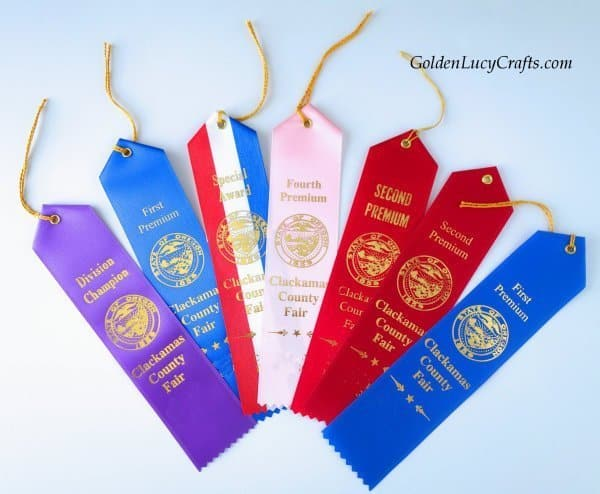 Blue ribbon winning crochet designs