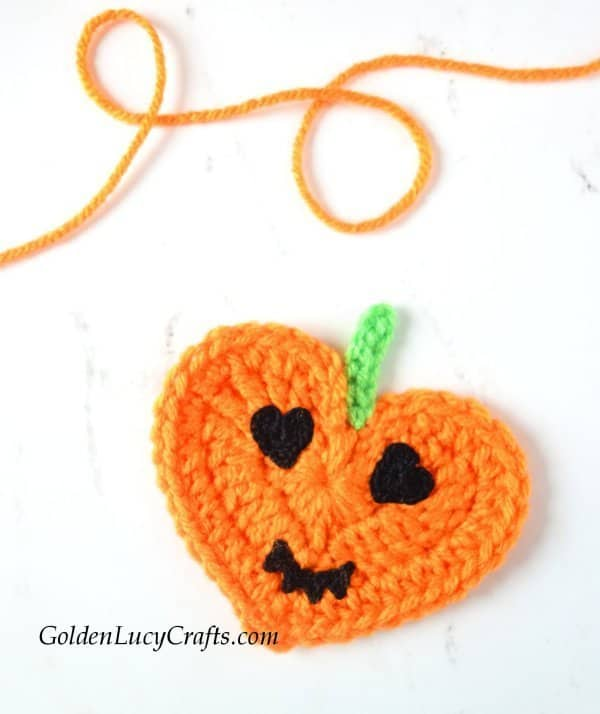 Crochet Halloween decorations