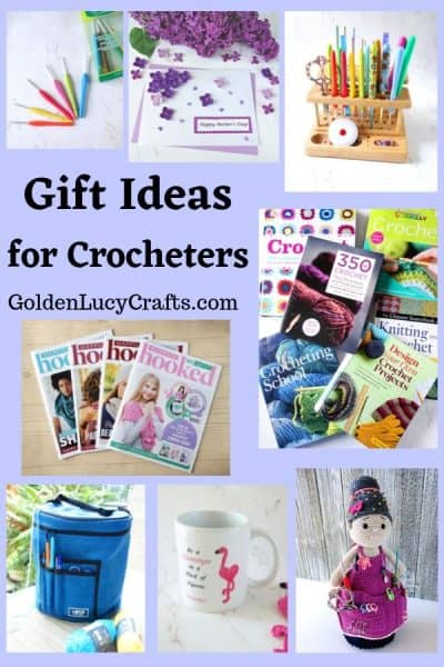 Gift ideas for crocheters