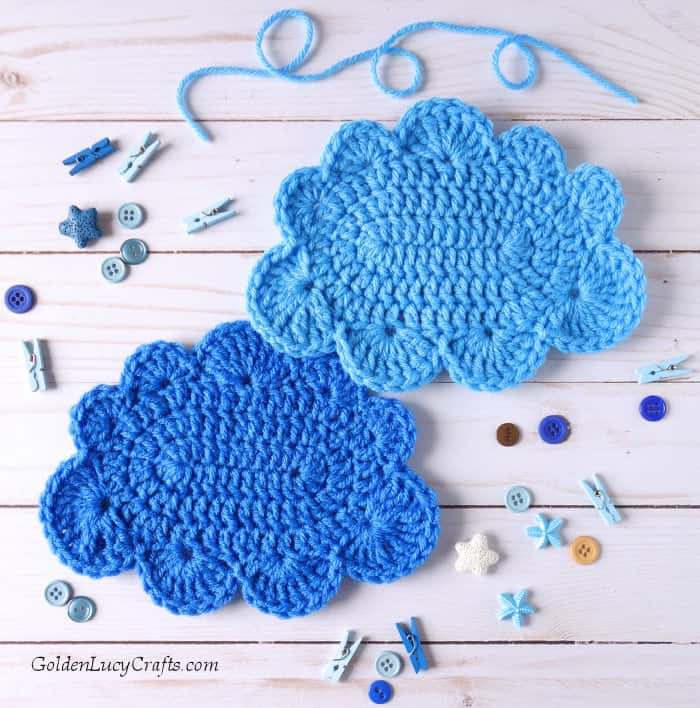 Crochet clouds